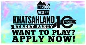 Khatsahlano Musician call out